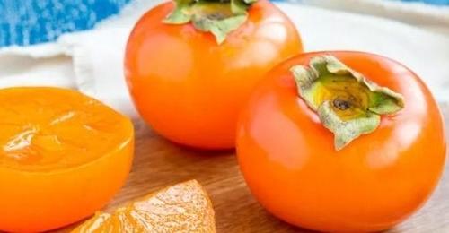 柿子不能和什么一起吃?