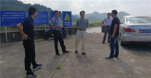 县水利局安排10个检查组赴各地检查水利工程