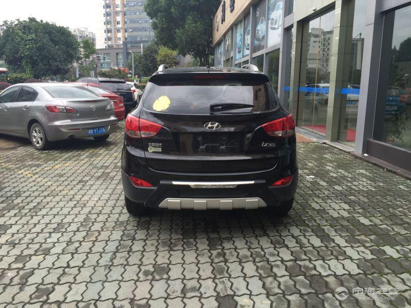 出售现代ix35 黑色
