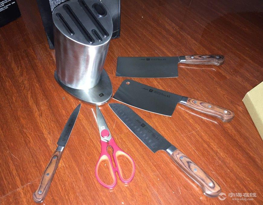 双立人刀具