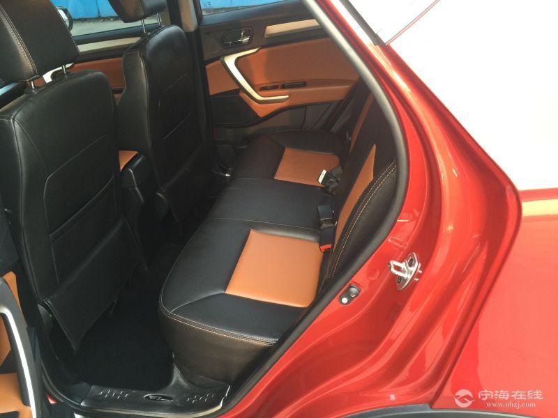 江淮瑞风S3 1.5AT 红 二手车交易高清图片