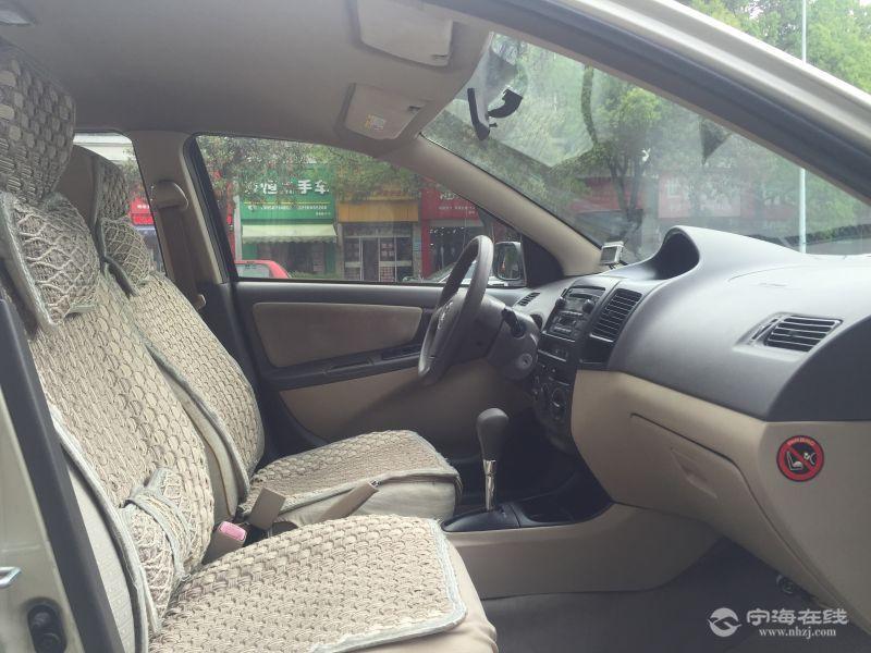 丰田威驰1.5自动挡高清图片