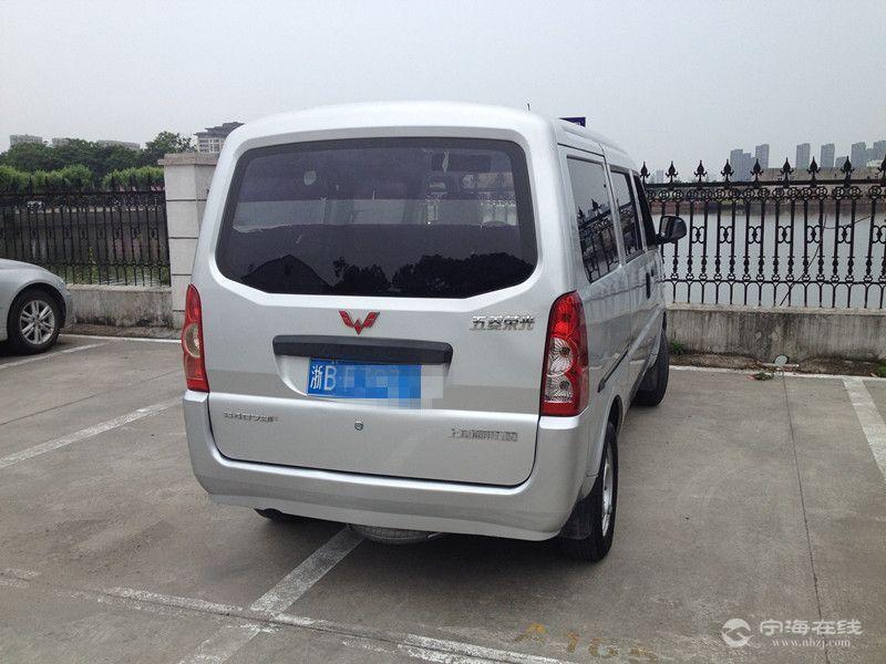 2012年3月五菱荣光 中央空调 银色 二手车交易高清图片