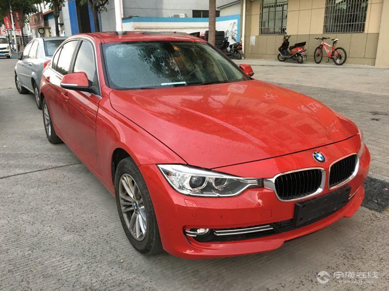 出售新款宝马320li加长 红色