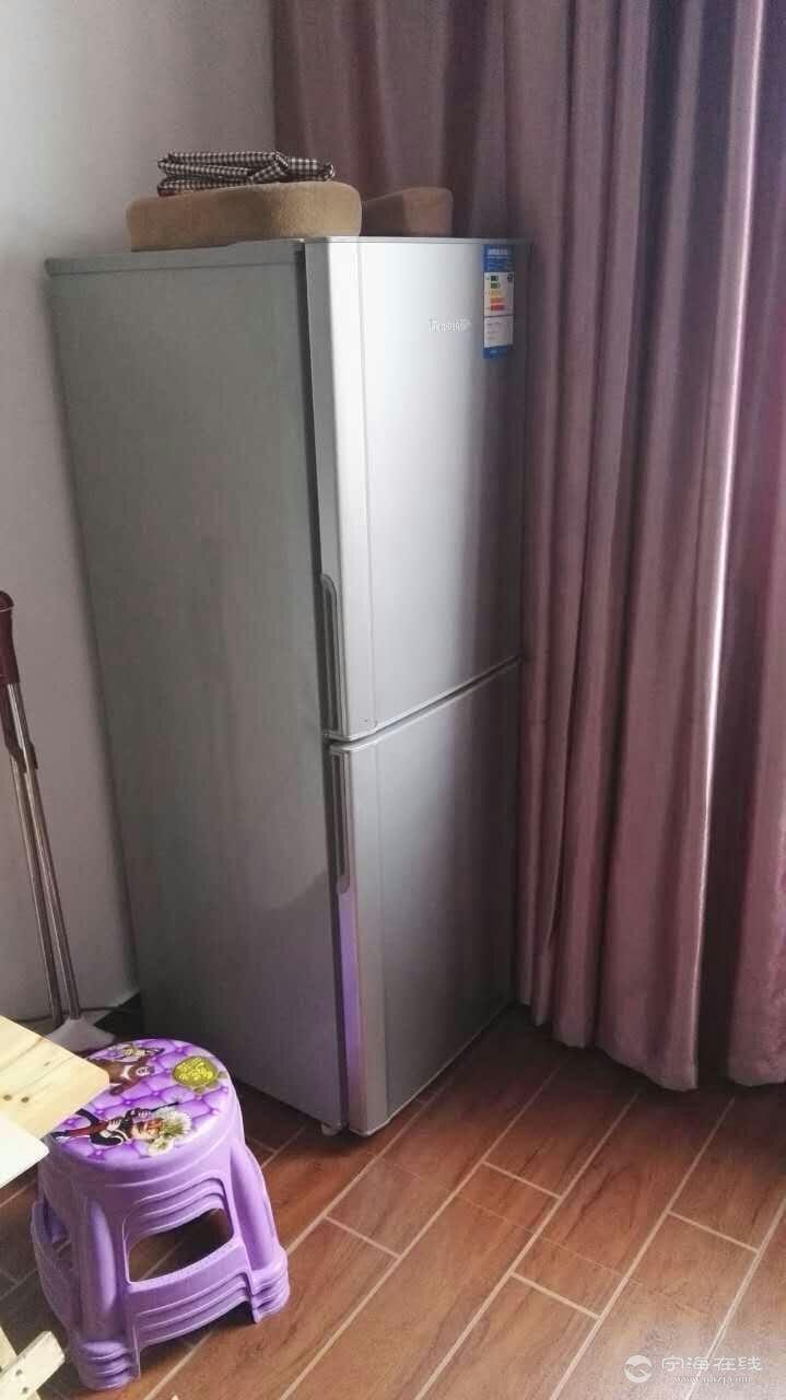 非诚勿扰出售八成新二手冰箱洗衣机1500元联系联系电话18167192692