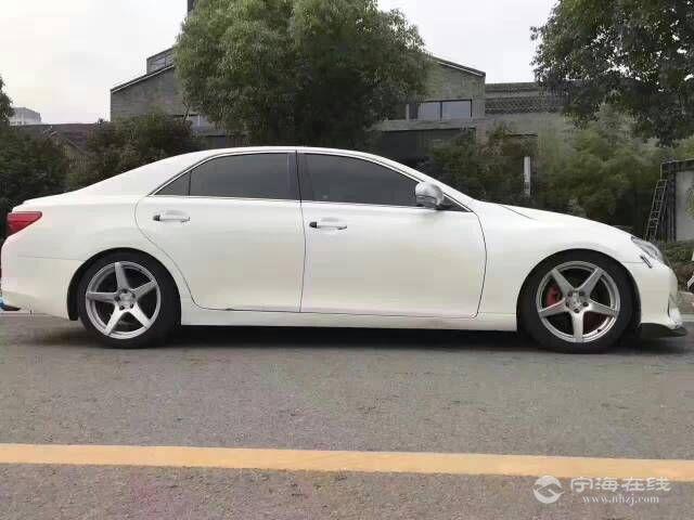 销2014年 丰田 锐志 高配 白色