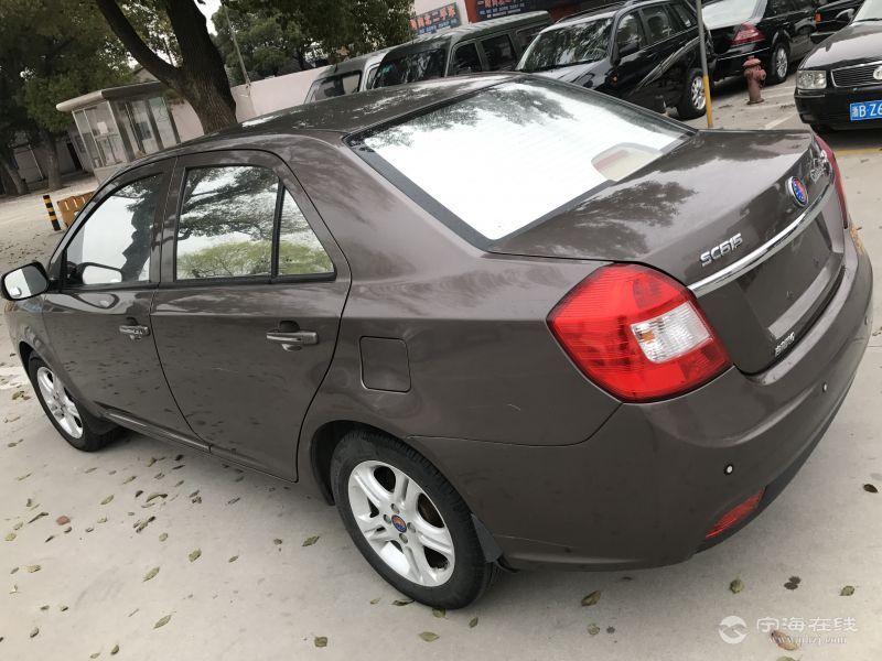 吉利上海英伦sx6 2.8 万 个人车 喜欢别错过 可按揭