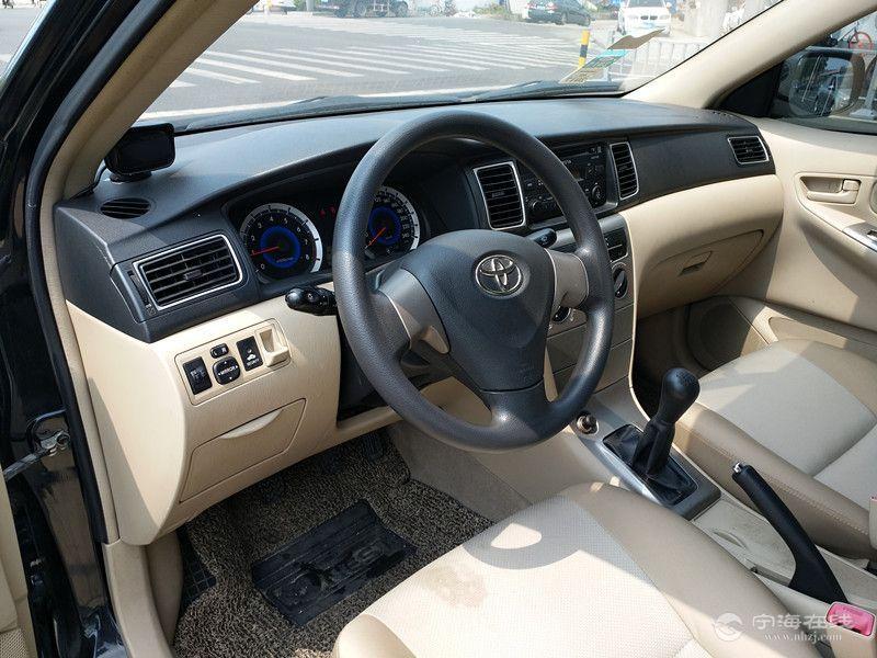 丰田花冠天窗1.6 黑色 5.5 万 个人车 喜欢别错过 可按揭