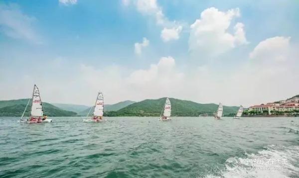 镇海 △ 九龙湖   九龙湖风景区是宁波市十佳新景之一.