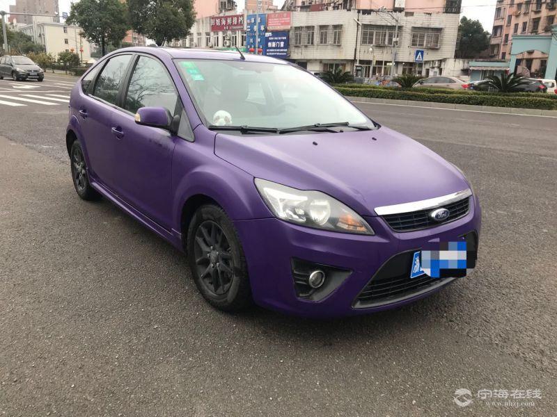 福特福克斯两厢 紫色3.49万元