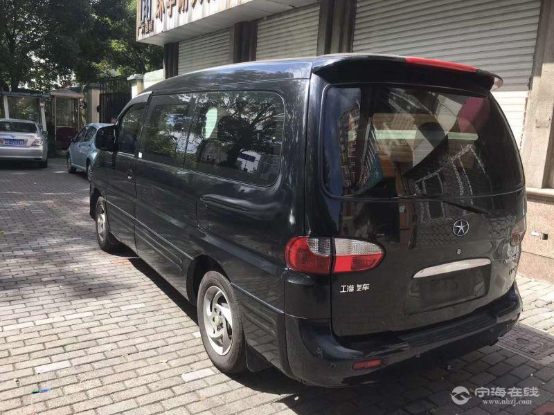 江淮瑞风柴油1.9t7座商务车 黑色车况精品 支持按揭贷款